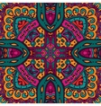 Abstract Tribal ethnic seamless pattern intricate vector image vector image