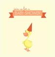baby shower patka3 vector image
