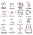 business management strategy career progress - 48 vector image