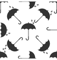 Umbrella icon pattern vector image