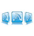 Smart Phone app icons vector image vector image