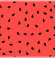 fresh sweet natural ripe watermelon seamless vector image