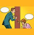 male and female voyeurs