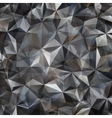 Gray Triangle Abstract Background vector image