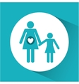 family home relationship vector image