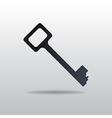 icon of Key vector image