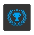Glory icon from Award Buttons OverColor Set vector image