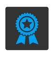 Guarantee icon from Award Buttons OverColor Set vector image