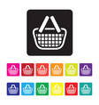 e-commerce sales icon set vector image