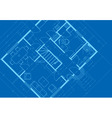 Blueprint vector image