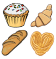 baking vector image