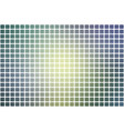 yellow purple grey abstract rounded mosaic vector image