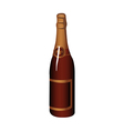 A bottle vector image vector image