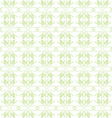 beautiful and abstract seamless floral patten vector image