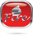 Fire 04 resize vector image