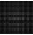 black 3d pattern vector image