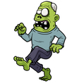 Zombies walking vector image