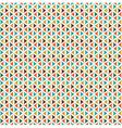 Retro Triangle Pattern vector image vector image