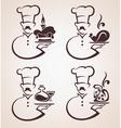 best food vector image vector image