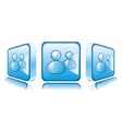 Application icons vector image