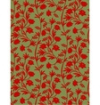 Seamless pattern russian ornament vector image