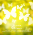 Abstract shining spring summer background with vector image