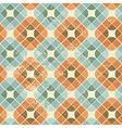 Vintage decorative seamless pattern geometric vector image vector image