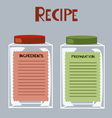 Jar Art And Graphics vector image