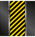 warning tape vector image