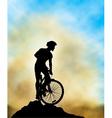 Ridge rider vector image