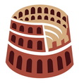 Colosseum vector image vector image