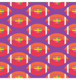Seamless Rugby Pattern vector image