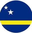 Curacao flag vector image