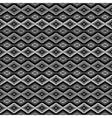 Geometric backround in grey tones vector image vector image