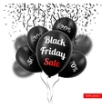 Black Friday A bunch of vector image