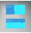 flat UI design trend set business vector image vector image
