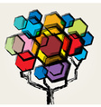 ColorfulTree vector image