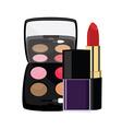 Cosmetics vector image