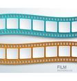 modern film background vector image