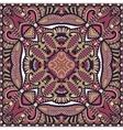 Traditional ornamental floral paisley bandanna You vector image vector image