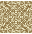 gothic ornament vector image