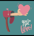 You have Got Love vector image