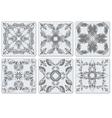 al 0820 tiles vector image vector image
