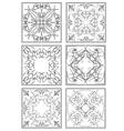 al 0820 tiles 02 vector image vector image
