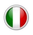 Italian badge or icon vector image vector image