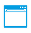 oven icon image vector image