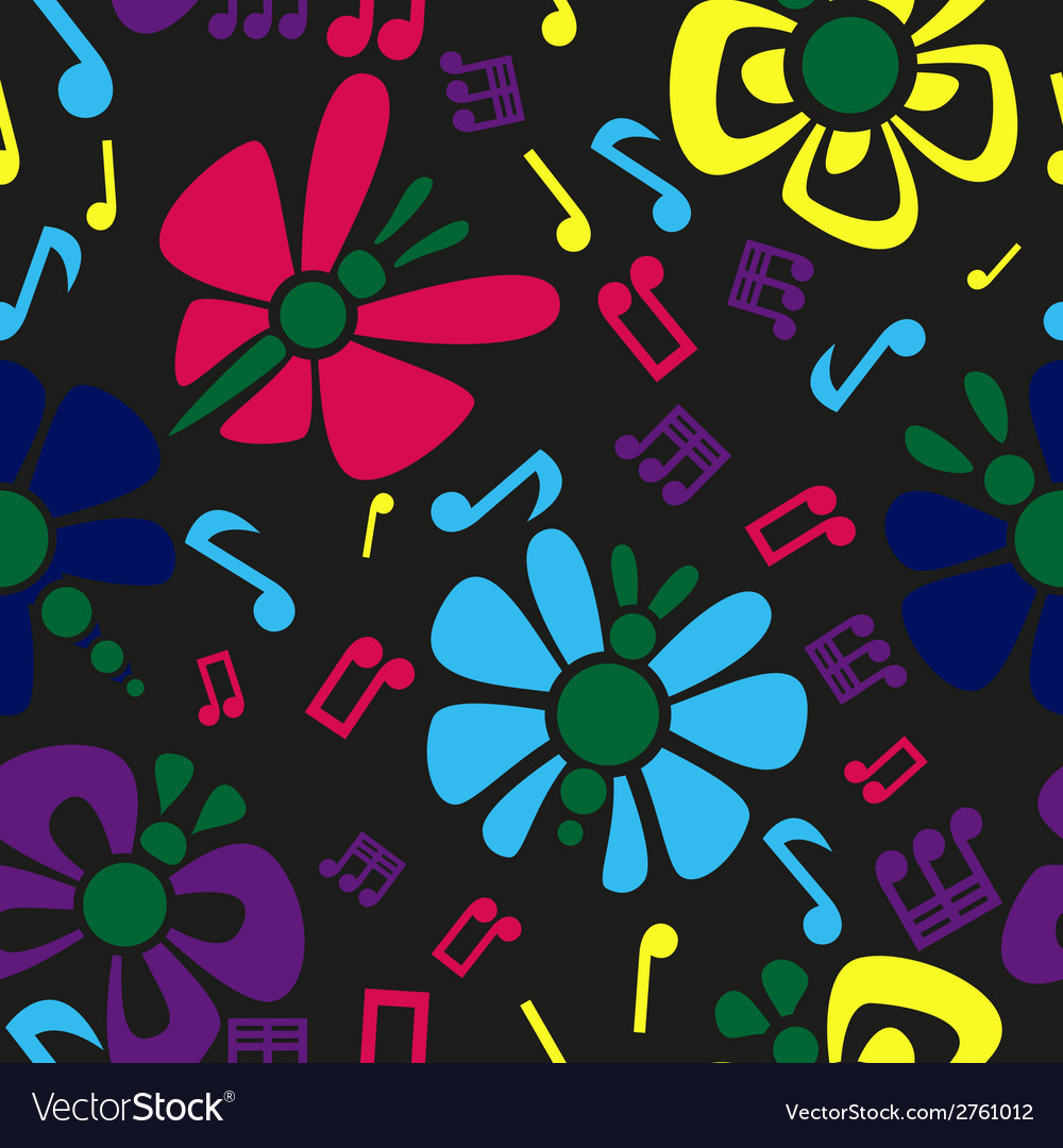 Butterflies seamless pattern vector