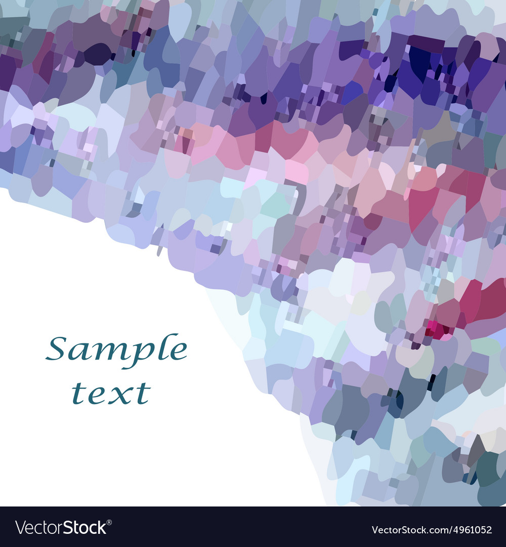 Mosaic background4 vector