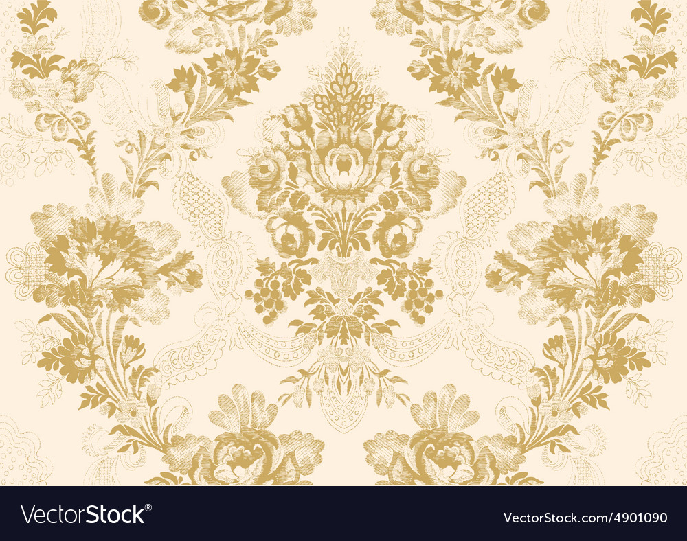 14 abstract handdrawn floral seamless pattern vector