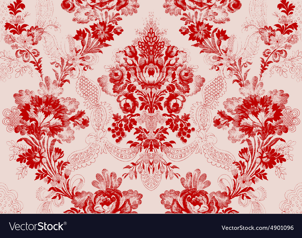 16 abstract handdrawn floral seamless pattern vector